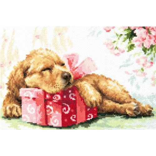 Chudo Igla Borduurpakket Guarding your gift - Chudo Igla