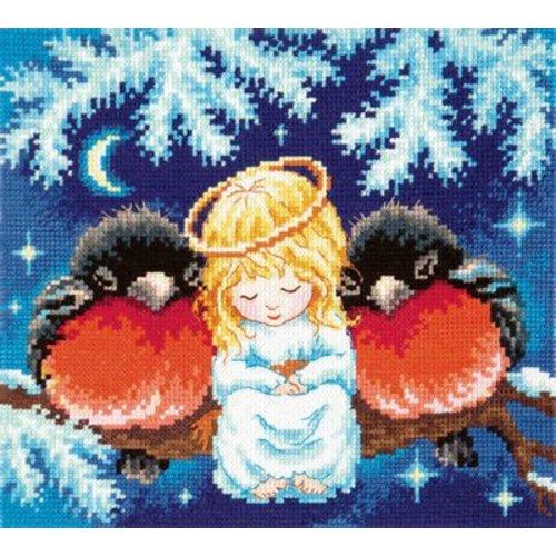 Chudo Igla Borduurpakket Christmas tale - Chudo Igla