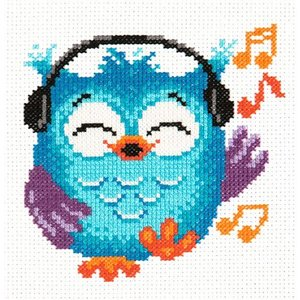 Chudo Igla Borduurpakket Owlet