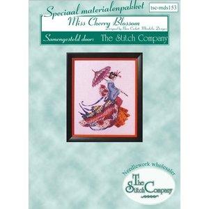 The Stitch Company Mirabilia 153 - Miss Cherry Blossom - spec. mat.