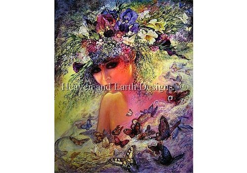 Heaven and Earth Designs  Josephine Wall: Flora