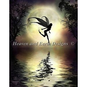 Heaven and Earth Designs  Julie Fain: Moon Lit Waters