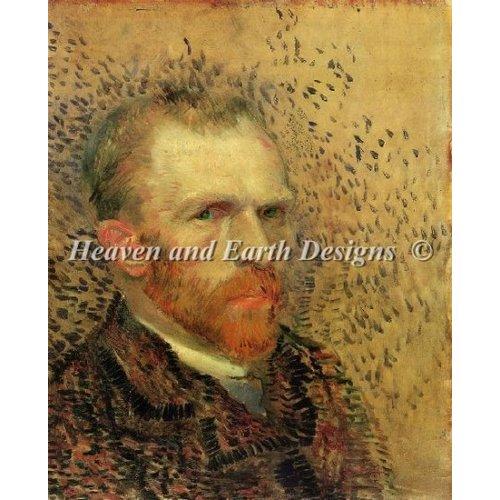 Heaven and Earth Designs  Vincent van Gogh: Self Portrait