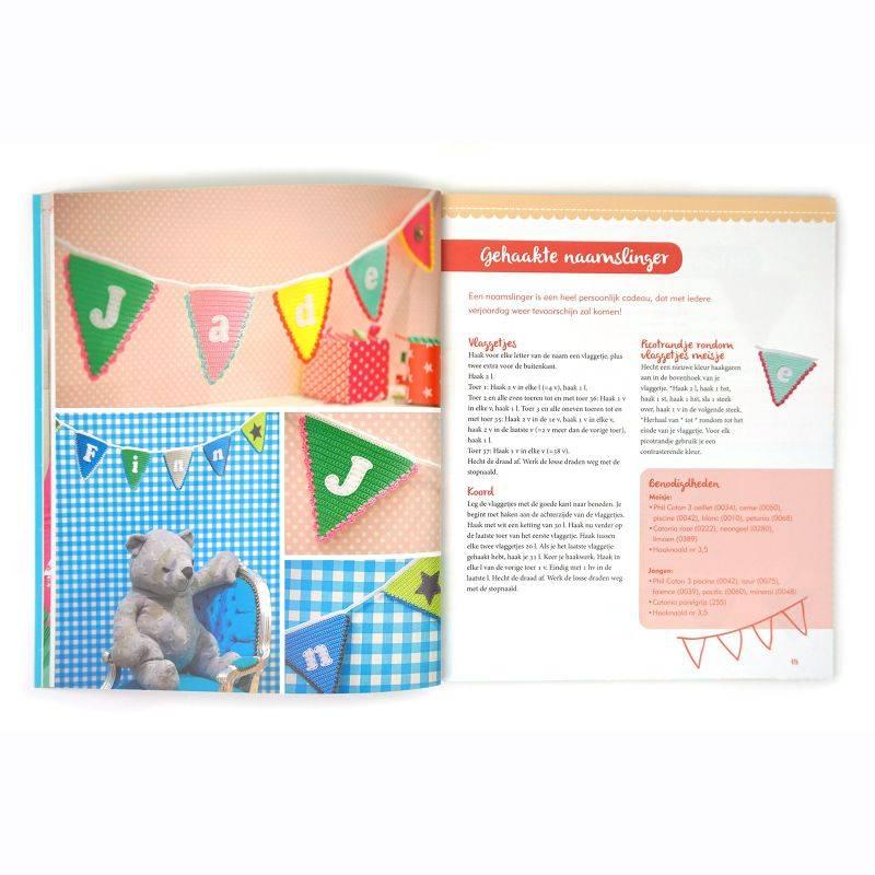Boek Geboorte Cadeautjes De Breibrink