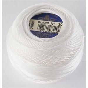 DMC DMC Cordonnet Special 100 - Blanc