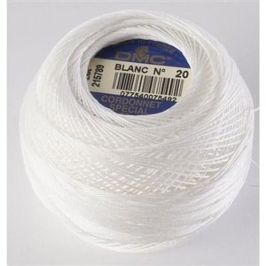 DMC DMC Cordonnet Special 50 - Blanc