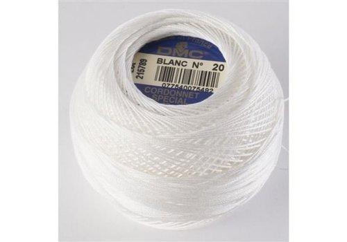 DMC DMC Cordonnet Special 80 - Blanc
