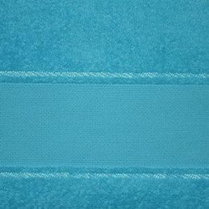 Hemline Gastendoek aqua-blauw
