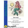 Mouseloft Borduurpakket Mermaid - Mouseloft