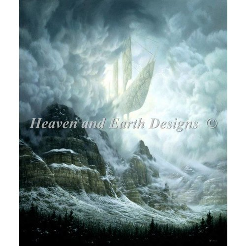 Heaven and Earth Designs  Christopher Vacher: Stormbreakers