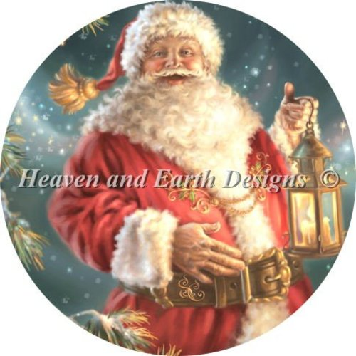 Heaven and Earth Designs  Dona Gelsinger: Ornament:Enchanted Christmas