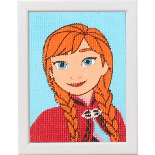 Vervaco Penelope kit Disney Anna