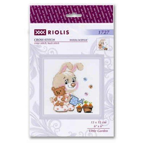 RIOLIS Borduurpakket Little Garden - RIOLIS