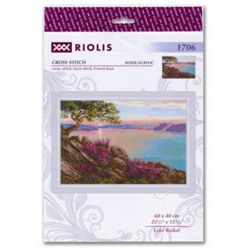 RIOLIS Borduurpakket Lake Baikal - RIOLIS