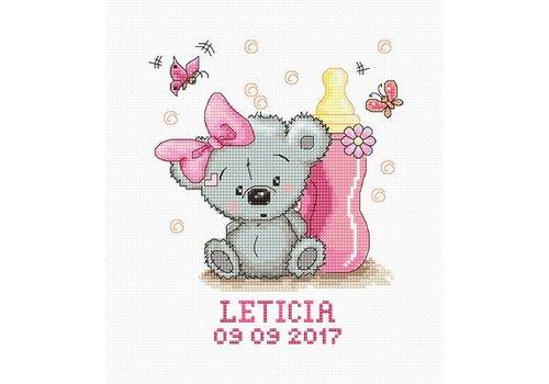 Luca-S Borduurpakket Leticia - Luca-S