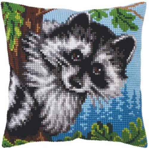 Collection d'Art Kussenpakket Little Raccoon - Collection d'Art