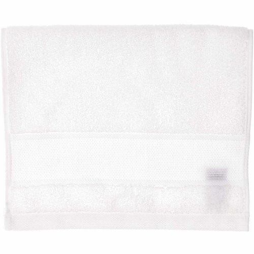 Hemline Handdoek wit