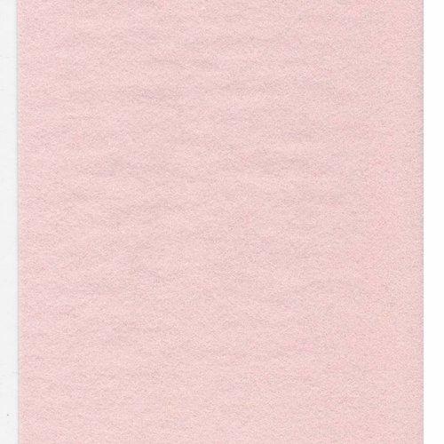 Vervaco Vilt lichtroze - kleur 71