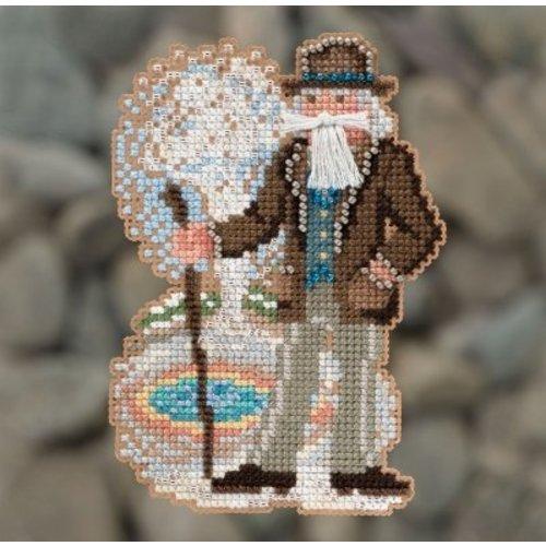 Mill Hill National Parks Santas -  Yellowstone Santa (2018)