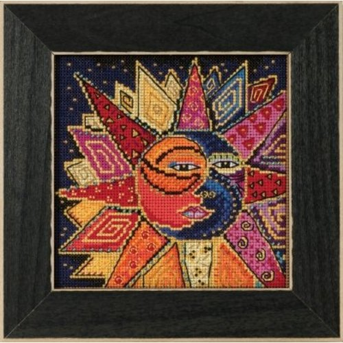 Mill Hill Celestial Collection - Sun & Moon Dance