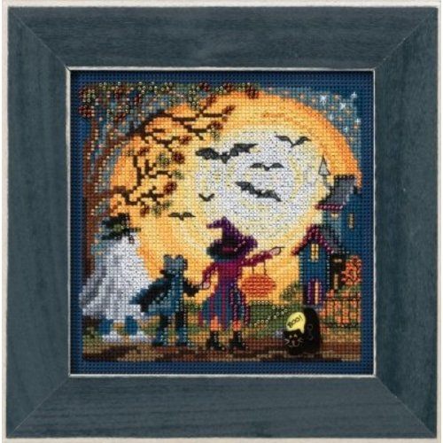 Mill Hill Buttons Beads Autumn Series - Moonlit Treaters