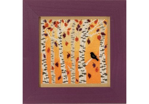 Mill Hill Buttons Beads Autumn Series - Autumn Woods