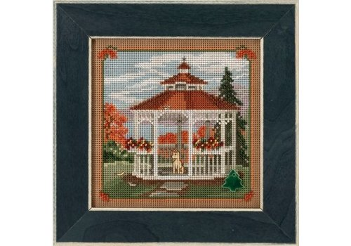 Mill Hill Buttons Beads Autumn Series - Gazebo