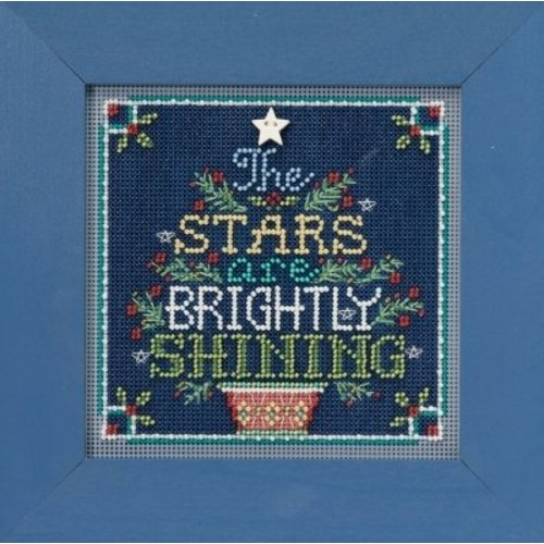 Mill Hill Buttons Beads Winter Series - Brightly Shining