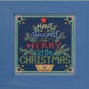 Mill Hill Buttons Beads Winter Series - Merry Little Christmas