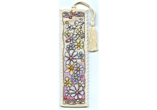 Michael Powell Michael Powell Bookmarks - Flower Meadow