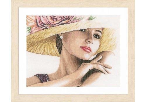Lanarte Dame met hoed
