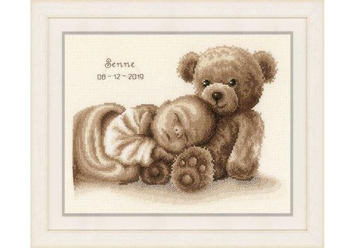 Vervaco Geboortetegel Senne - Zachte dromen