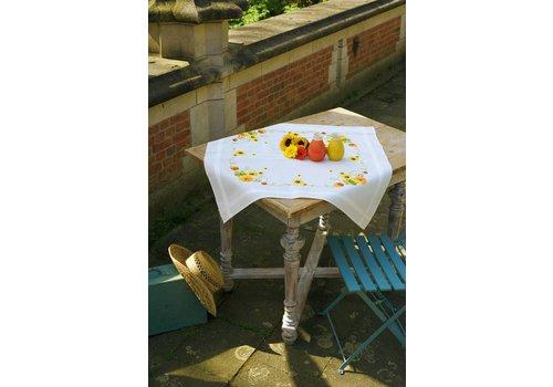 Vervaco Tafelkleed: Zonnebloemen
