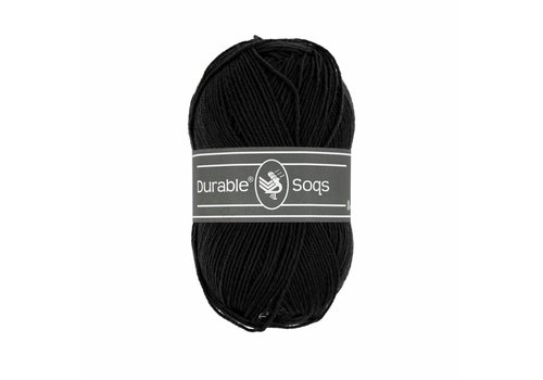 Durable Durable Soqs 0325 - Black