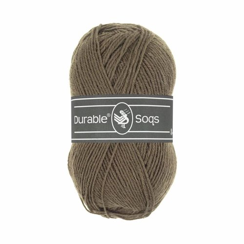 Durable Durable Soqs 0404 - Deep Taupe