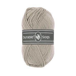 Durable Durable Soqs 0401 - Opal Grey