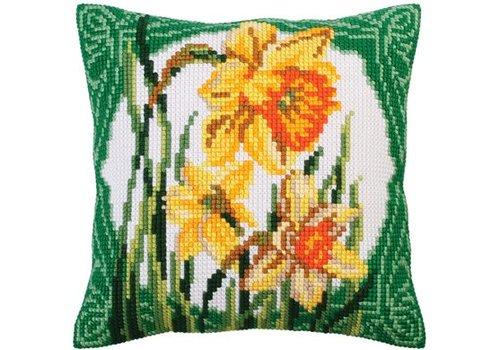 Collection d'Art Kussenpakket Narcissus - Collection d'Art