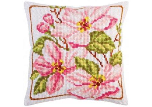 Collection d'Art Kussenpakket Pink Magnolia - Collection d'Art