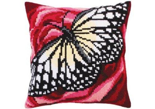 Collection d'Art Kussenpakket Butterfly Graphics - Collection d'Art