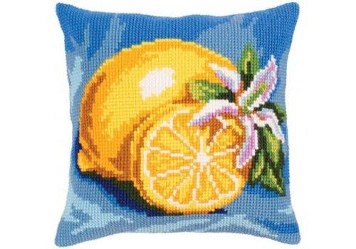 Collection d'Art Kussenpakket Mature Lemon - Collection d'Art