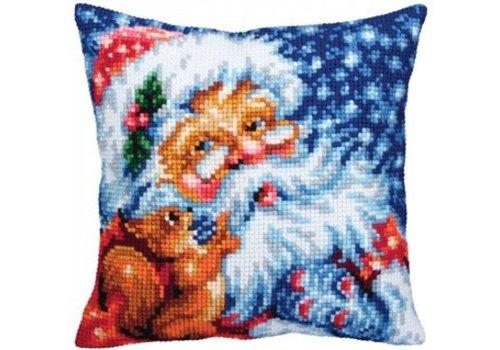 Collection d'Art Kussenpakket Santa - Collection d'Art