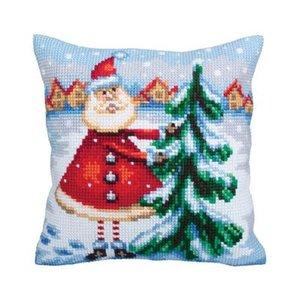 Collection d'Art Kussenpakket Santa from Lapland - Collection d'Art