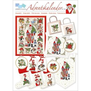 Lindner Patroon Lindner 104 - Adventskalender