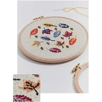 DMC Cross-stitch & Traditional Embroidery with Etoile