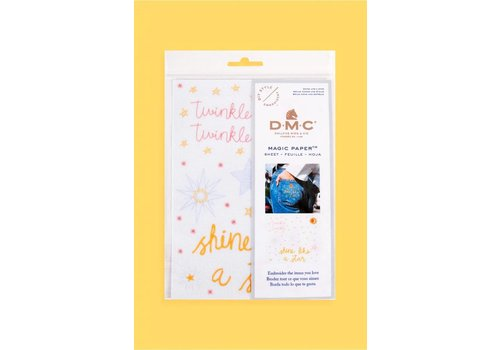 DMC DMC Magic Paper Kit - Etoile Twinkle