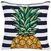 Collection d'Art Kussenpakket Pineapple - Collection d'Art