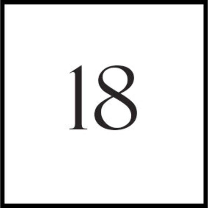 Borduurnaalden #18