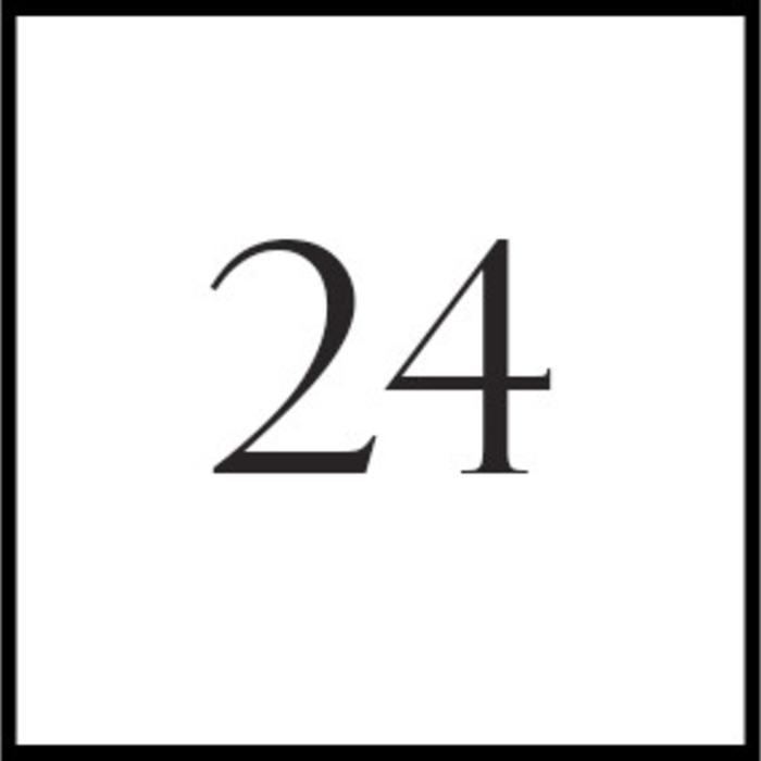 Borduurnaalden #24