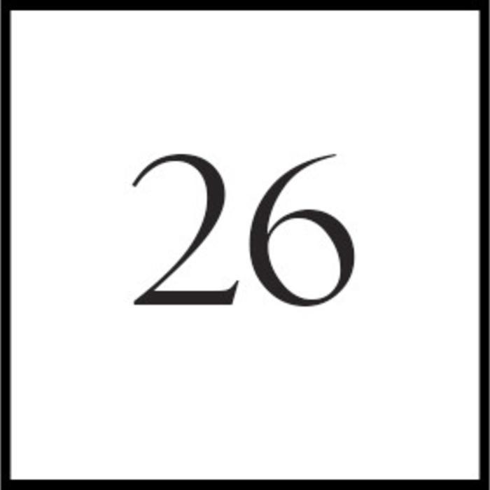 Borduurnaalden #26
