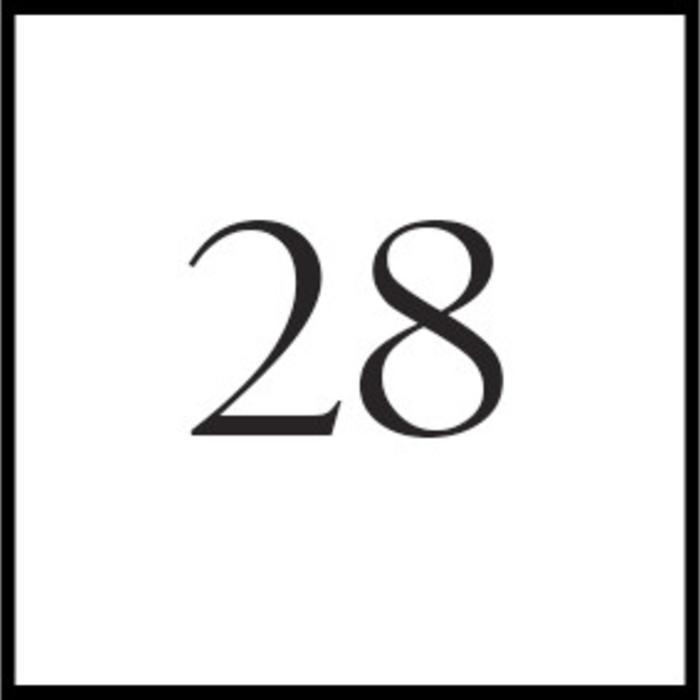 Borduurnaalden #28